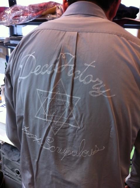 Deco Factoryシャツ.JPG
